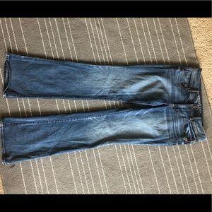 American Eagle Kickboot Jeans - Size 12 X-long